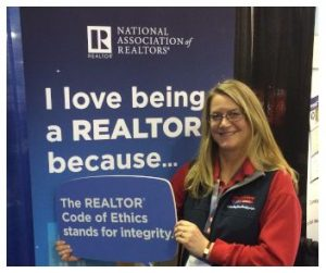 About Diane Disbrow teaches REALTOR Code of Ethics