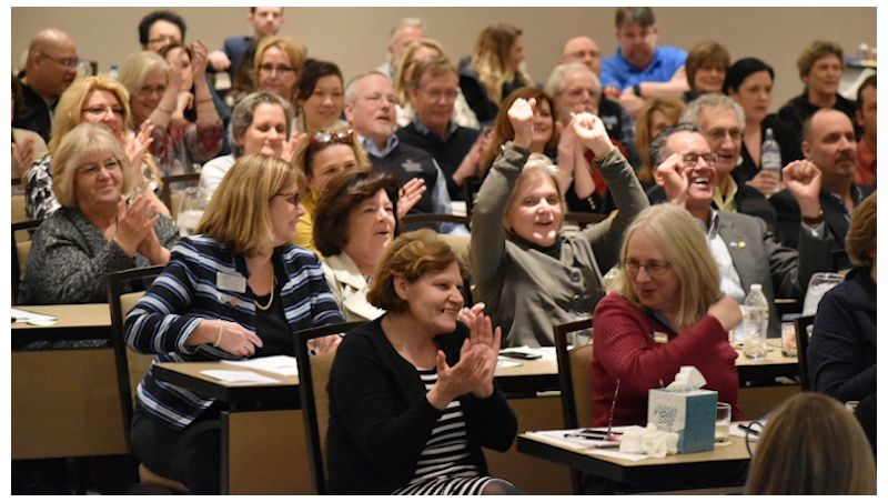 Real Estate Continuing Education. Having fun while learning.